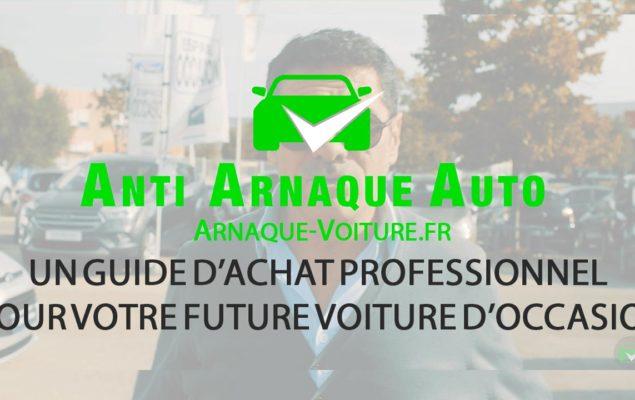 Un guide d'achat professionnel pour votre future voiture d'occasion. - Logo